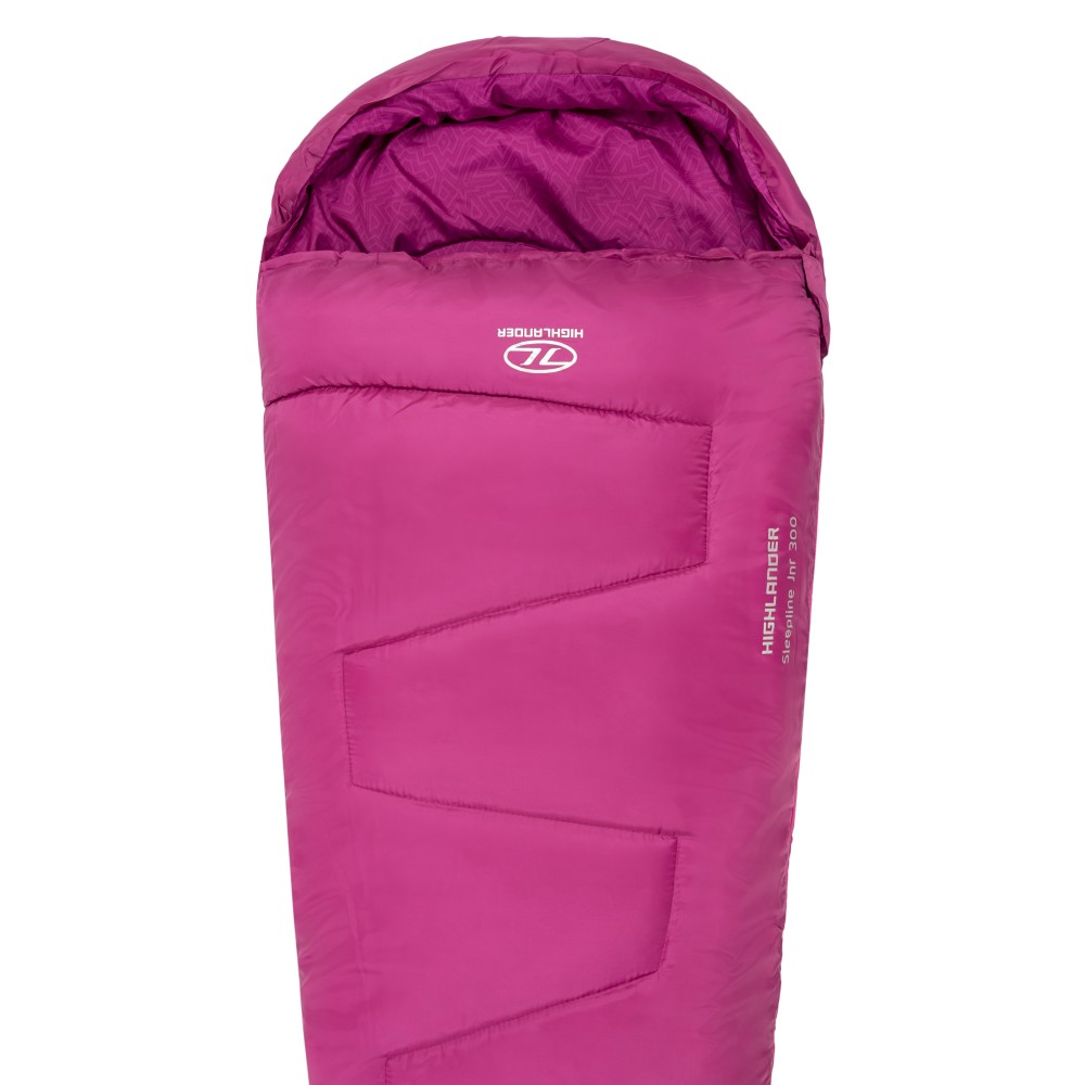 Sac de dormit Highlander Sleepline 300 junior3