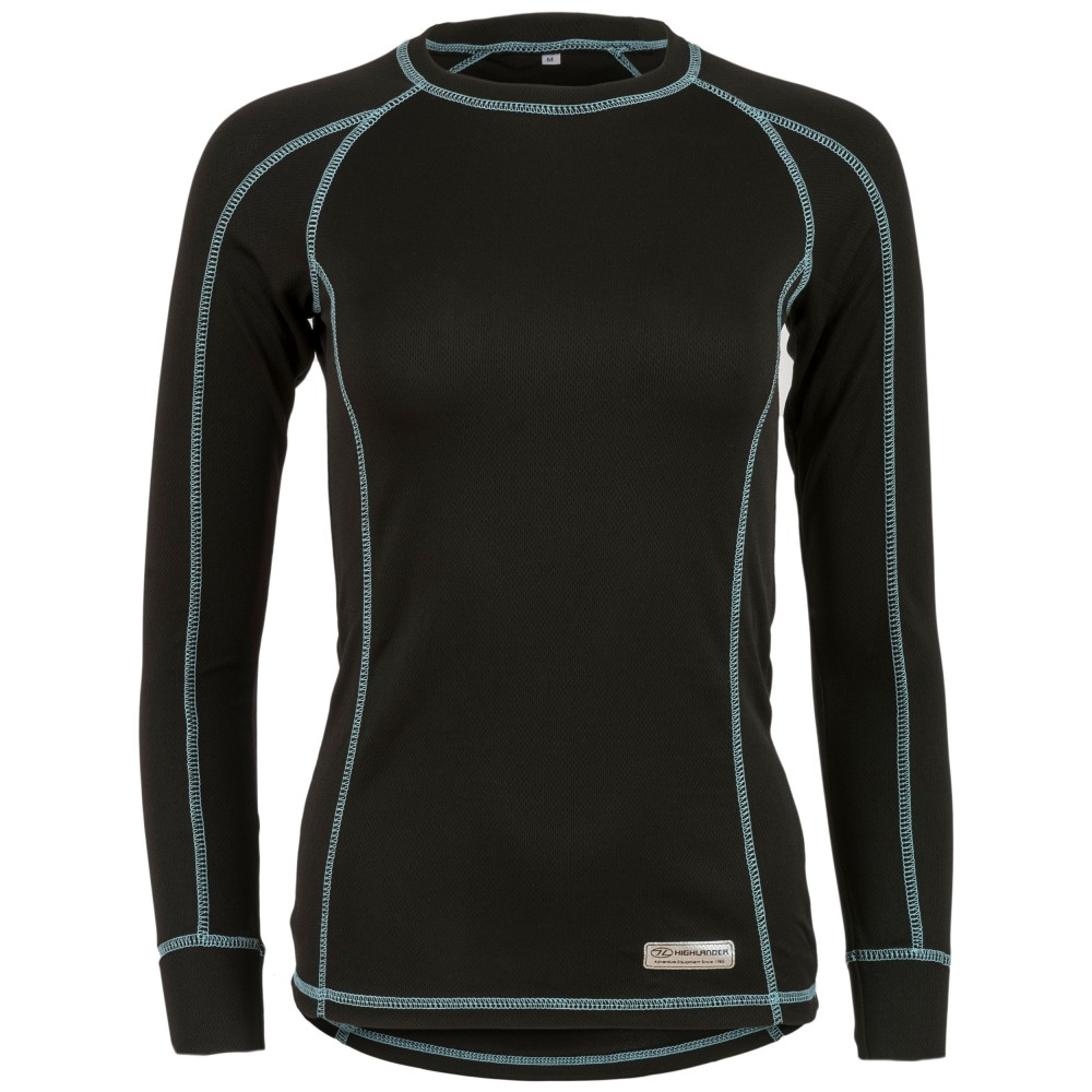 Bluza corp Highlander Pro 120 Women LS Top3