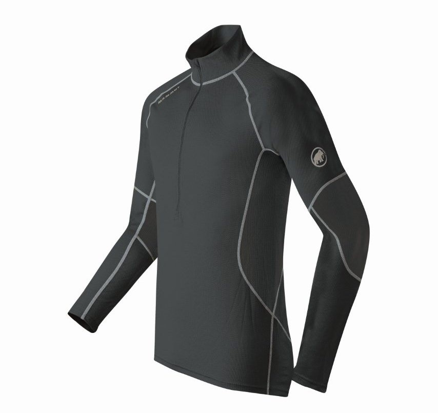 Bluza corp Mammut Longsleeve All Year1