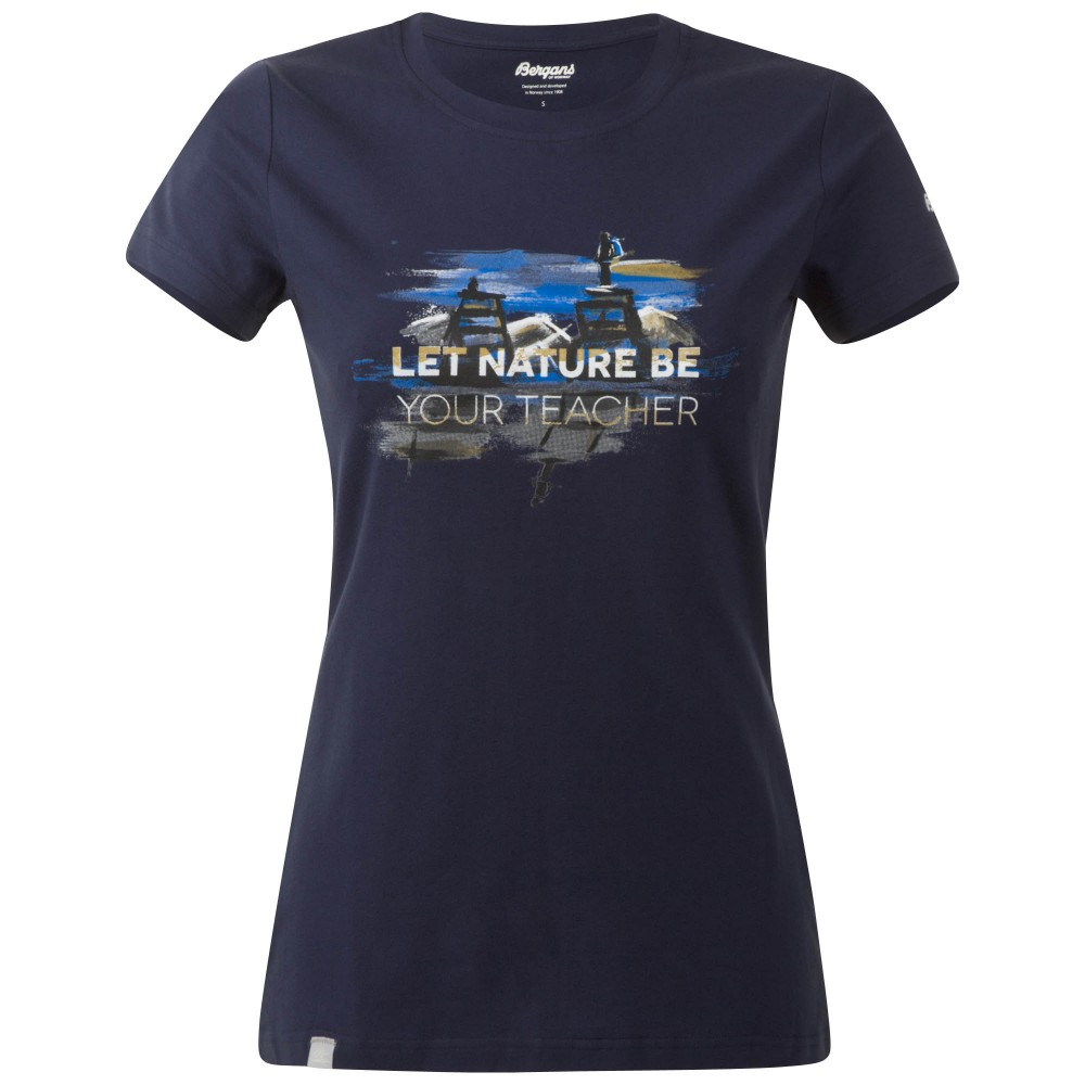 Tricou Bergans Nature Lady1