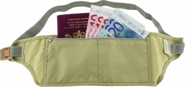 Borseta bani/acte Highlander Money belt1