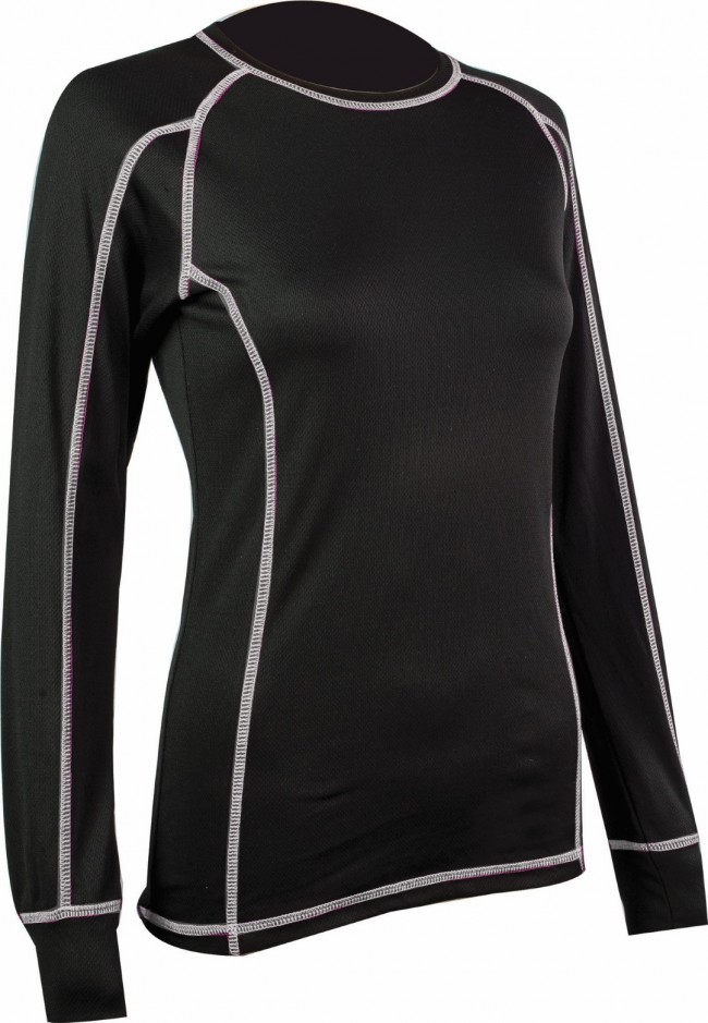 Bluza corp Highlander Thermo 160 Women LS Top1
