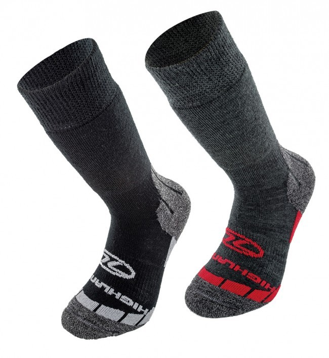 Sosete Highlander Base Wool Socks1