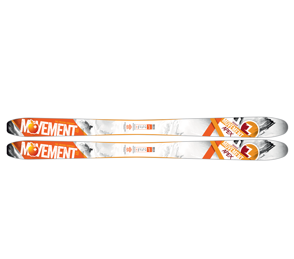 Ski de tura Movement APEX 20161