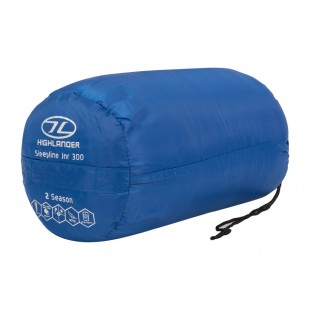 Sac de dormit Highlander Sleepline 300 junior10