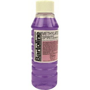 Highlander Methylated Spirt 250 ml