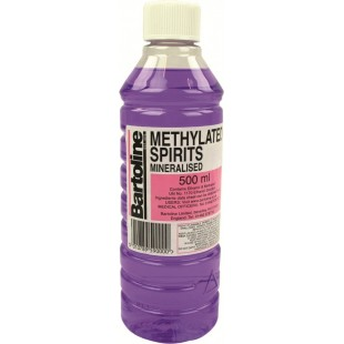 Highlander Methylated Spirt 500 ml