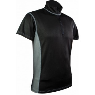 Bluza corp Highlander Pro Tech Zip Neck Men  Top