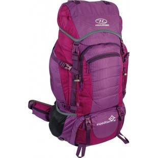 Rucsac Highlander Expedition 60W Purple