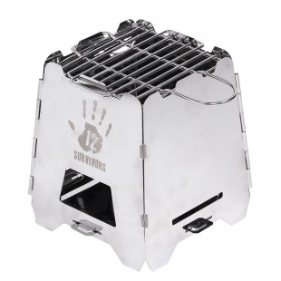 Arzator 12 Survivors Off-Grid Survivors Stove