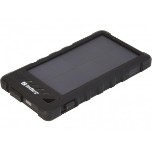 Incarcator Solar & Powerbank Sandberg Outdoor Solar Powerbank 8000